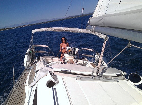 Croatia sailing holidays skippered